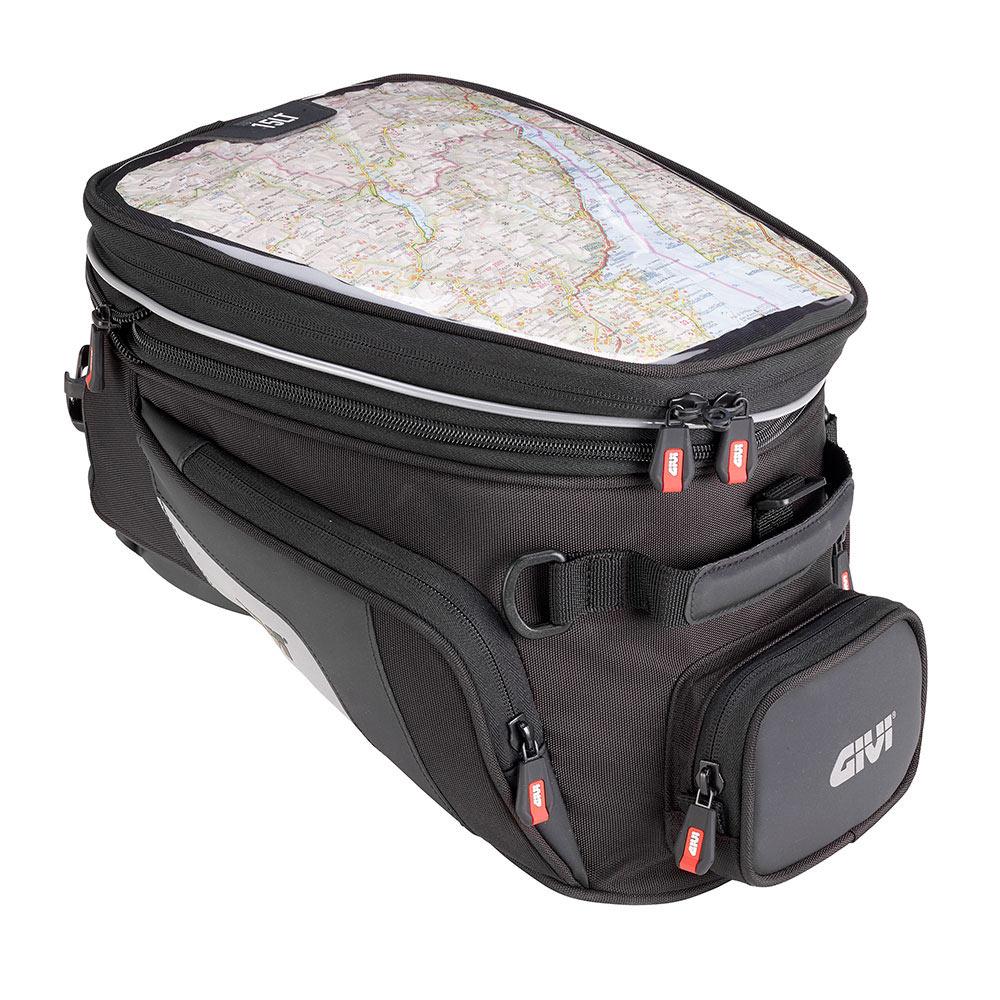 Givi - Motorcycle Tank Bags - XS320 TANKLOCK