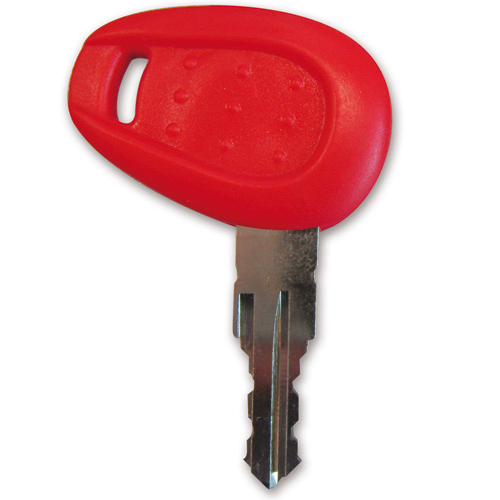 Givi - KEY LOCKS STANDARD – RED - Z661G