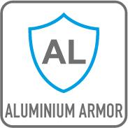 Finitions en aluminium